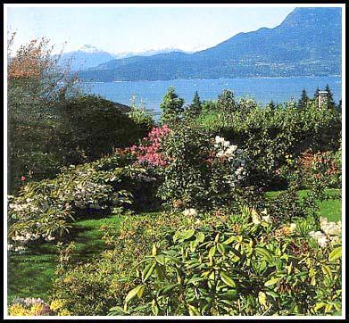 U. B. C. Botanical Garden