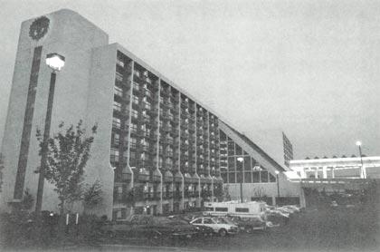 Red Lion Hotel Bellevue Wa