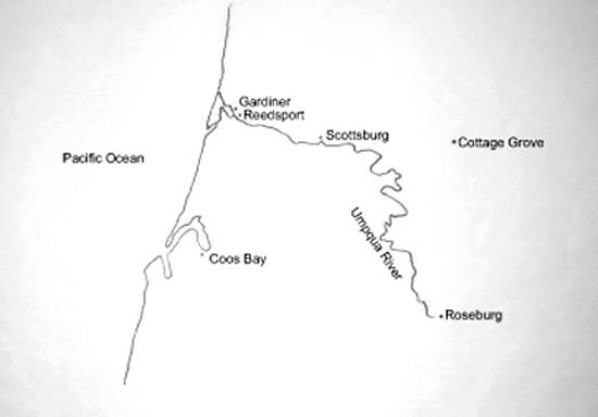 spirit river oregon map Jars V61n4 Spruce Reach Island The Oregon Coast S Secret spirit river oregon map