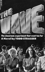Original cover The Wave, 1981
