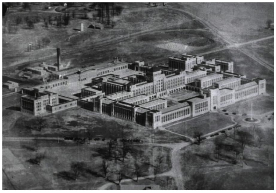 Figure 1: The Lexington Narcotics Farm (Lexington MSS).